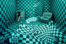 by jee young lee (no photo shop) / Amazing! These were all individually created in her small studio with out photo shop.
