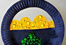 St. Patrick crafts