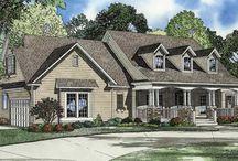 House plans / by Carina Jones