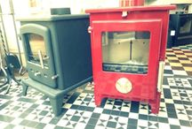 Contemporary Stoves / There's nothing quite as striking as a contemporary stove, a real style statement and focal piece for your living room. Beautiful and relaxing. Sure to be the talking point for all your visitors.