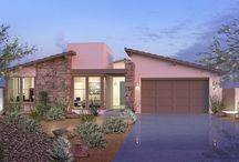 Pardee Model Homes at Skye Canyon