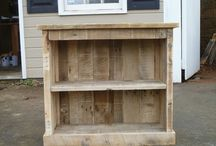Pallet/Reclaimed Wood / by Maureen Lindsay