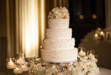 - Wedding Cake Table -