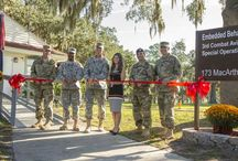 Military Moments / Savannah has a rich military history, and we are honored to give back to the families that have served by donating time, money, and even organizing tours for spouses to have a day of fun while their spouse is deployed. Please call 912-388-0004 to get our military discount code too!