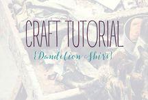 Craft Tutorials