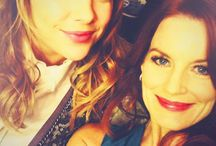 Hanna and mother