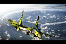 #Russians Air high technology