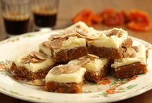 Biscuits and slices / Apricot , almond and ginger no bake slice