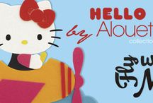 Hello Kitty by Alouette