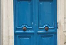 zee french love zee blue doors