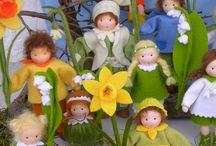 Lente Seizoenstafel / Voorjaar buiten en binnen, om je te laten inspireren en om van de mooie plaatjes te genieten!