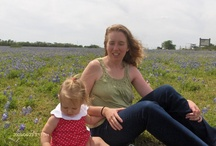 #BESTbluebonnets / Lilly and Emily's yearly visits to see the Bluebonnets / by Mary Jensen