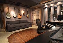 Home music studios