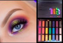 Urban Decay Full Spectrum Looks