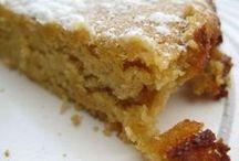 gâteau compote pommes