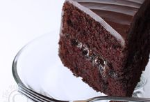 CAKE chocolate / Let's face it, chocolate cake deserves a board of its own.