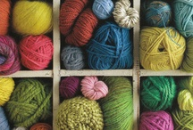 Kulla / Colour schemes for crochet, embroidery, decor...