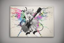 Angel Beats - POSTERS