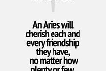 Aries // March 21 - April 19