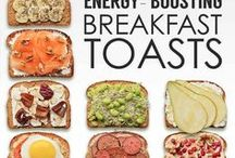 BREAKFAST IDEAS WID TOAST
