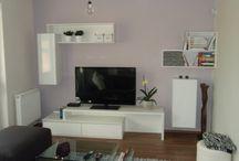 Nábytek na míru / Jednotný design celého interiéru, výroba na míru nejen kuchyní a skříní, ale i dalšího drobného nábytku - komody, psací stoly, botníky, knihovny, ...