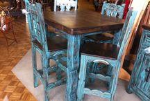Turquoise Furniture!