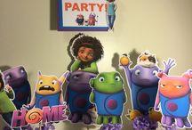 Sharlins Boov Party