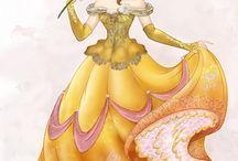 Belle von die Schöne und das Biest