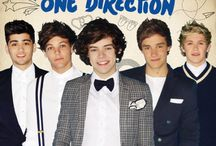 One direction  / I love one direction so much <3  / by Phoebe Brown
