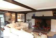 Fabulous fireplaces / Fireplaces, log burners places to congregate and enjoy