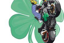 Extreme motorcycles - artis