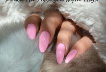 Spring nails - wiosenne paznokcie