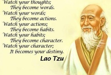 Lao TZu   /  Tao Te Ching