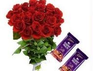 Send flowers to Bareilly / This worthwhile gift containing splendorous red roses, Cake , and delightful chocolates will make you a hit with the receiver. http://www.onlinedelivery.in/flowers-delivery-in-bareilly.aspx