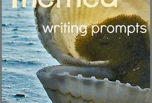 Language - Writing prompts / by Ajar Anak