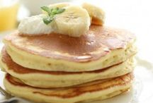 pancake de banane