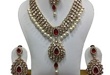 Kundan Bollywood Wedding Look