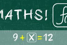 Maths – A challenge for your mind / Have fun playing while you exercise your mind!