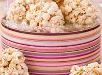 Popcorn, Rice Krispy Creations