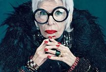 #When I'm 64 / I hope to be as stylish as all these amazing women when I get older! <3 / by Abigail Youngblood