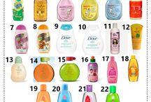 Shampoos sem sulfato
