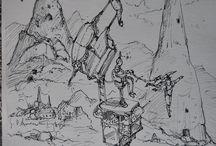 mis dibujos / Mostrar algunos de mis dibujos