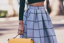 Sewing-skirt