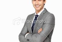 Photographie: Businessman portraits