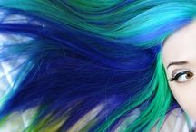 Blue Hairspiration / by p!ay hair lounge