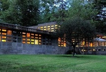 ARCHITECTURE: Frank Lloyd Wright