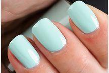 nail polish  / by Anneke Hildebrand