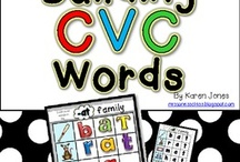 Sped Goals: Word Work, Word Families, Vocab, Phonics