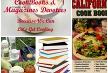 FACEBOOK GROUPS /  If you love cooking, cookbooks and cooking magazines or even if you are a FOOD blogger, author or deal with anything food related, then this group is for you.. We will be doing a lot cookbook discussions, maybe buying or selling or even exchanging some cookbooks that we no longer need or use. JOIN AND LET'S GROW THIS GROUP. / by Simply Caribbean