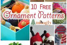 Christmas / Christmas ideas crochet and knitting